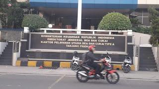 Contoh Surat Banding NOTUL-SPTNP Ke Bea Cukai