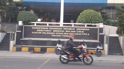 Contoh Surat Pembatalan Lelang BCF 1.5 Bea Cukai