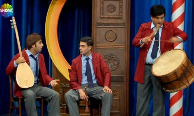 Özgün Aydın: Güldür Güldür Show 21 Kasım Liseli Skeci