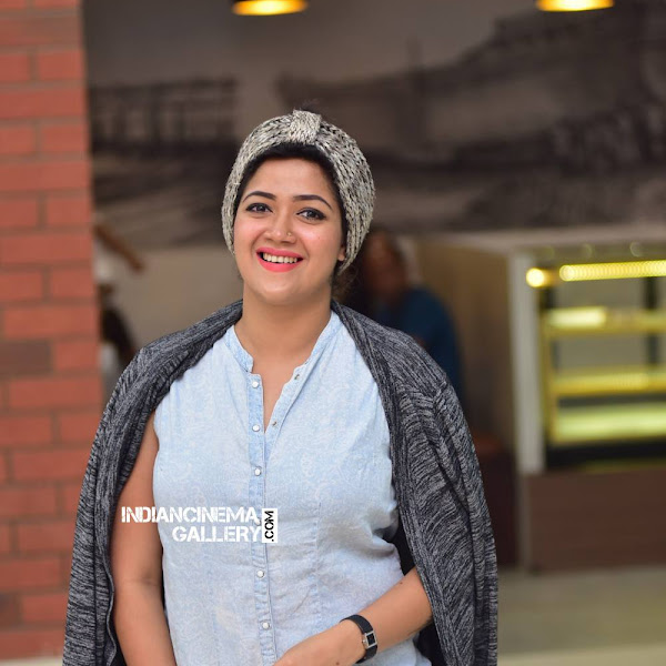 Abhirami Suresh latest photos from Ee Ma Yau Movie Premiere Show