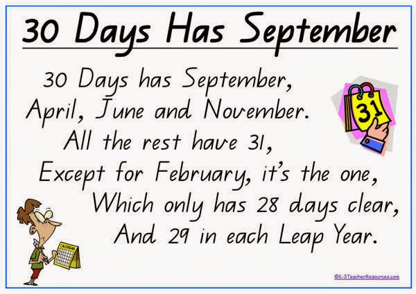Why do some months have 31 days