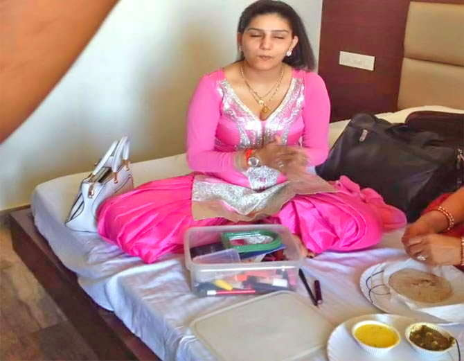 Sapna Choudhary Hd Pic 2018