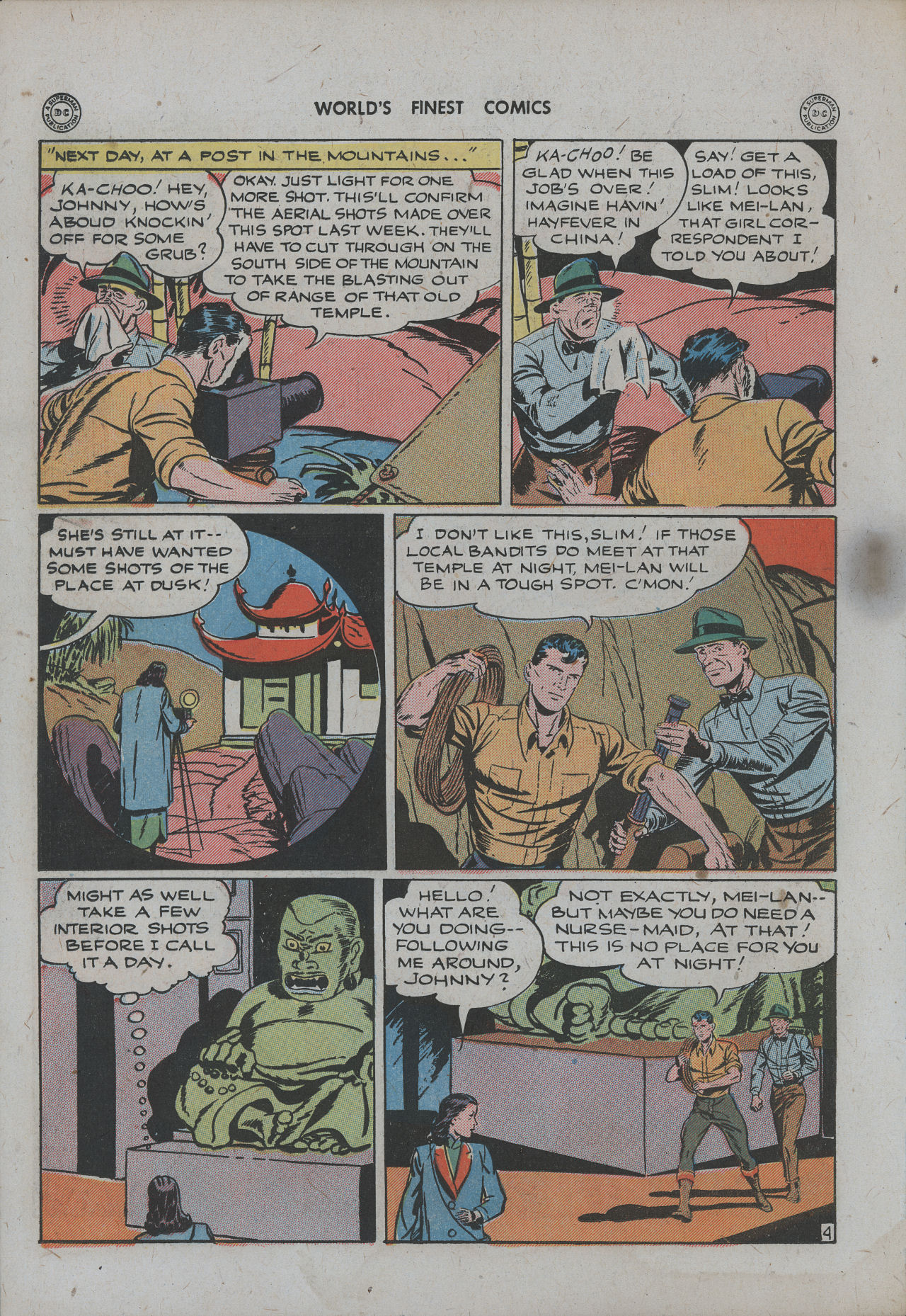 Read online World's Finest Comics comic -  Issue #15 - 65