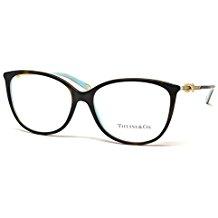 Occhiale da vista Tiffany TF2143B 8134 cal.55 havana montatura eyeglasses donna