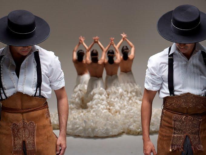 """0869a276f8 Pertence à Companhia Nuevo Ballet Español que se estreia no Casino Lisboa  para apresentar o espectáculo """"Cambio de Tercio"""""""