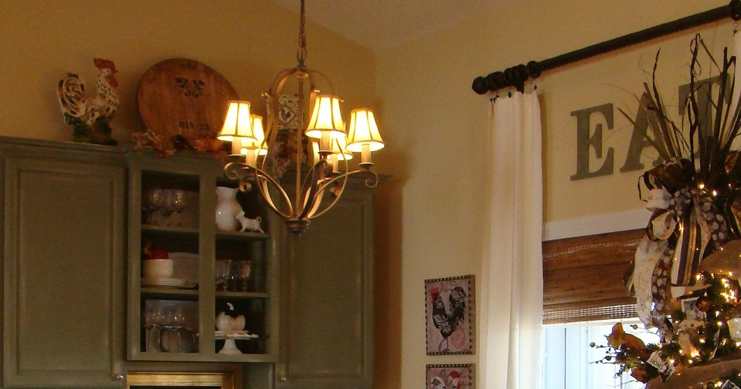 Adventures In Decorating Breakfast Area Gets A New Look