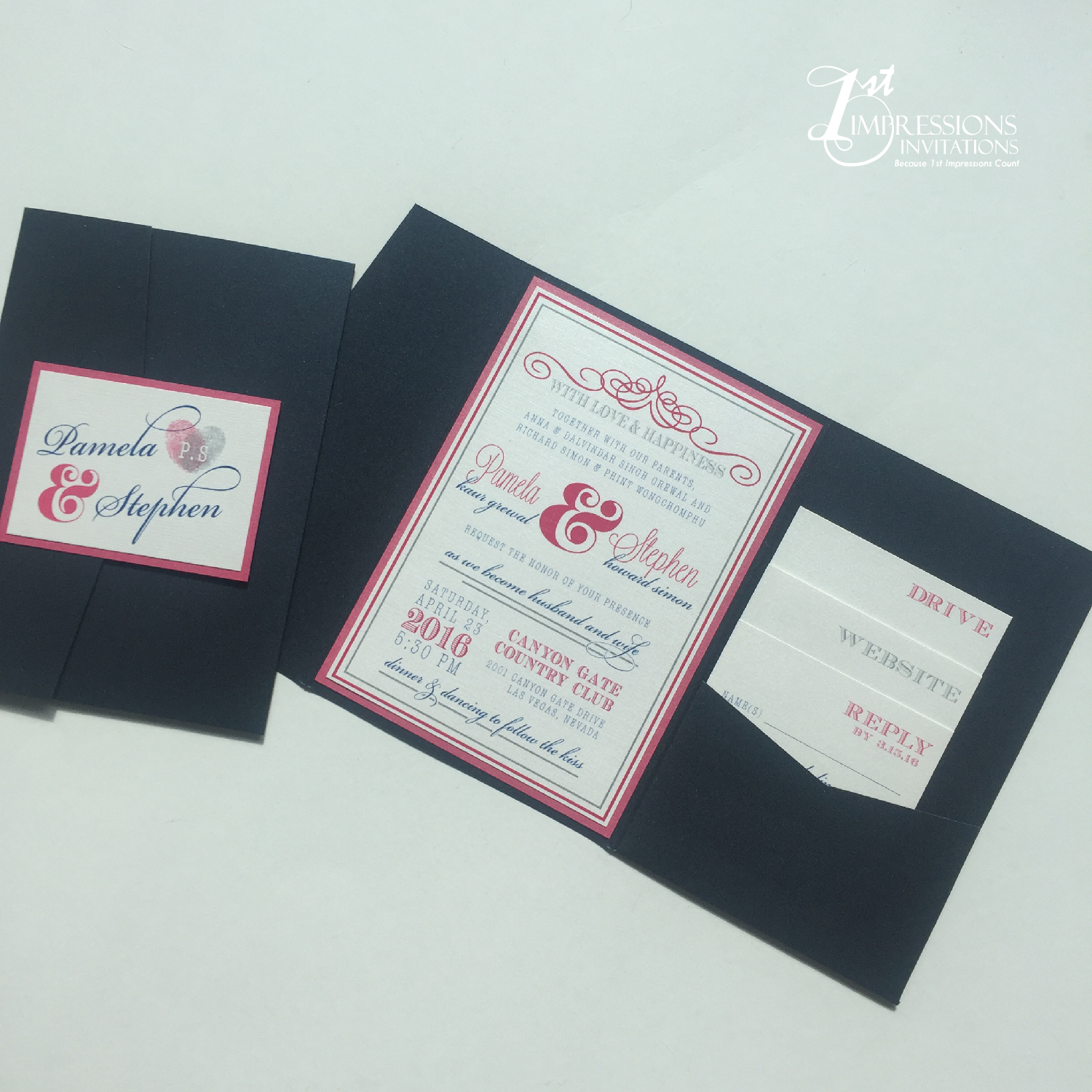1st Impressions Invitations