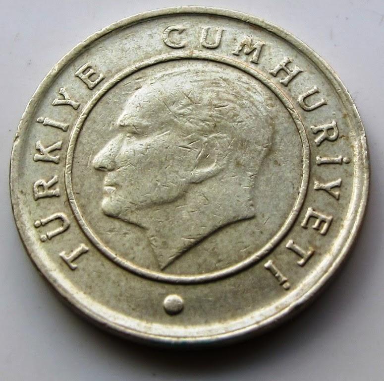 Turkiye Cumhuriyeti Coin Coins Of Turkey Wikipedia