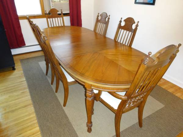 Chalk Paint Dining Room Set: Heir And Space: My First Foray With Annie Sloan Chalk Paint