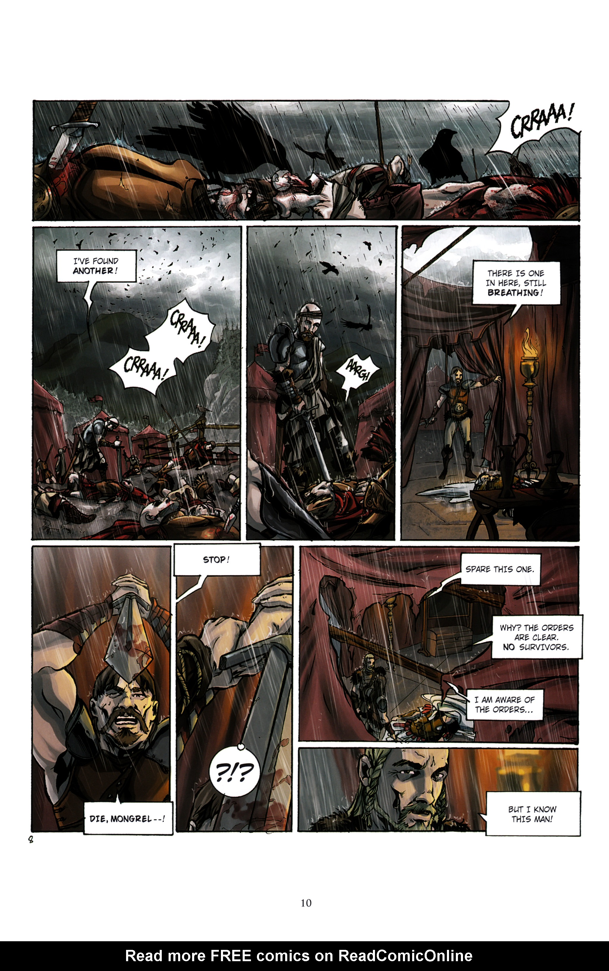 Read online Assassin's Creed (2012) comic -  Issue #2 - 14
