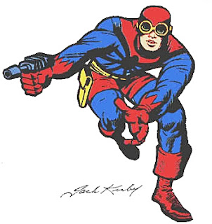 Spiderman Jack Kirby