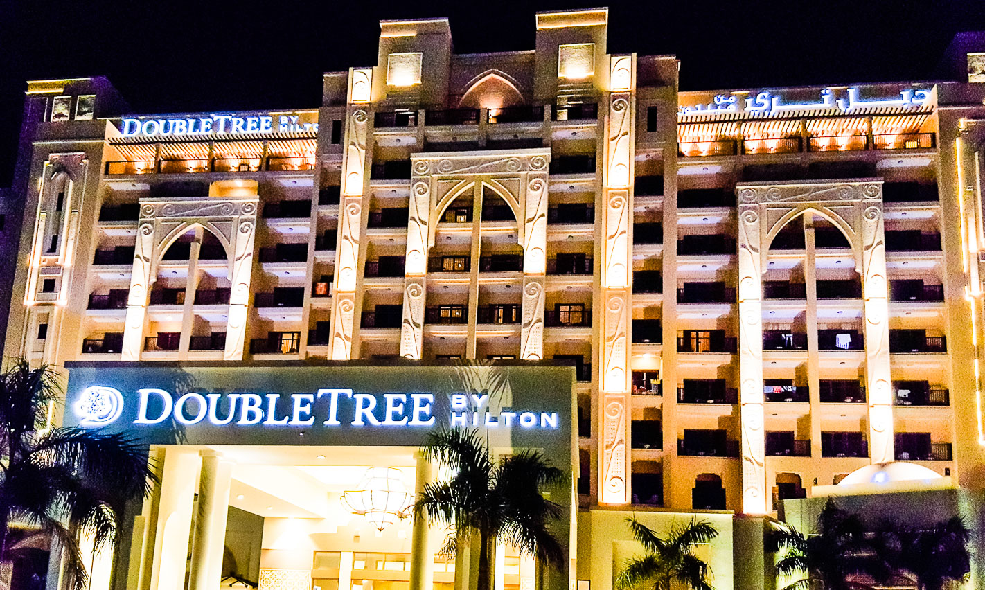 Doubletree by Hilton Resort and Spa Marjan Island (Ras Al Khaimah, UAE)