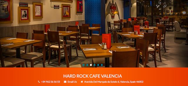 Hard Rock Café Valencia