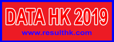 Data Keluaran HK 2019