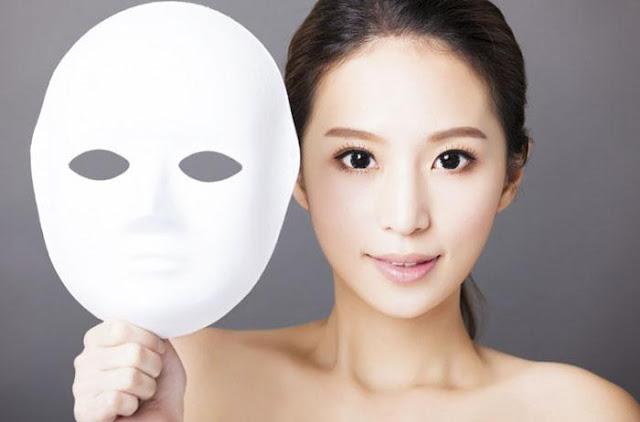 mặt nạ dưỡng da kiểu Nhật