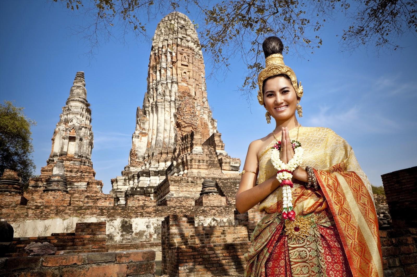Chatrium Can Help You Explore Thai Culture, Thai Products ...  |Thai Culture