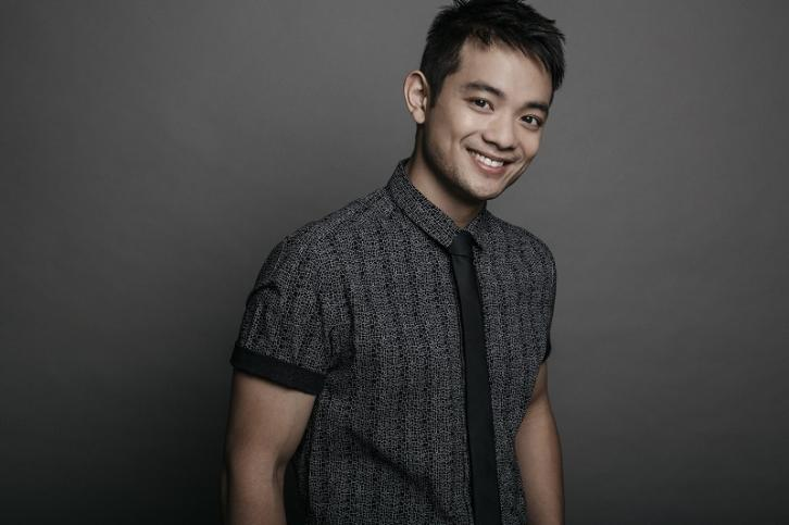 Dirk Gently - Season 2 - Osric Chau Promoted to a Series Regular