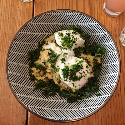 Kedgeree and Cocktails at The Old Bookshop