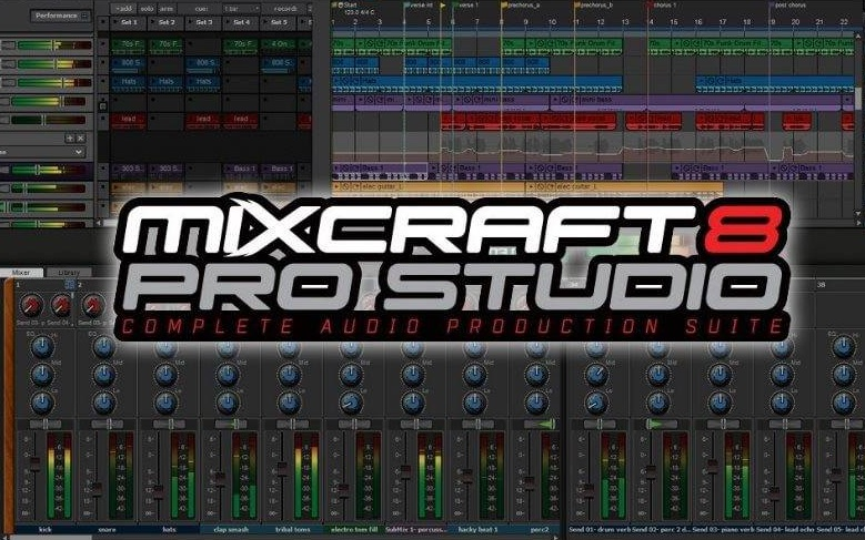 Mixcraft 8 serial key