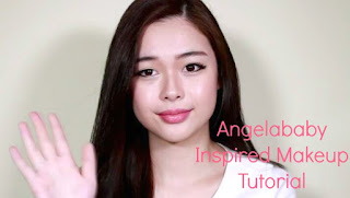 Angelababy inspired makeup