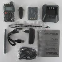 Baofeng UV-3R UV3R Dual Band VHF UHF With FM Radio