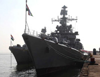 India, Russia Sign $500 Million Deal for Warships