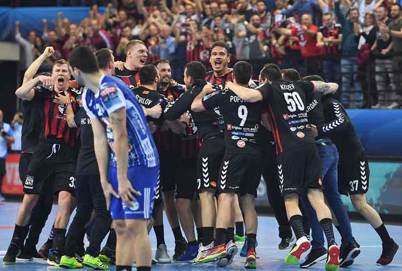 Vardar Skopje Handball Kader