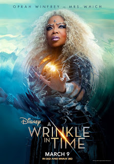 A Wrinkle in Time First Look Poster