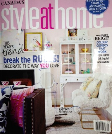 help me accessorize my living room large furniture is on the freaing cover and projectdining i was minding own business twitter yesterday when friend vanessa up posted a sneak peek of january issue style at home then