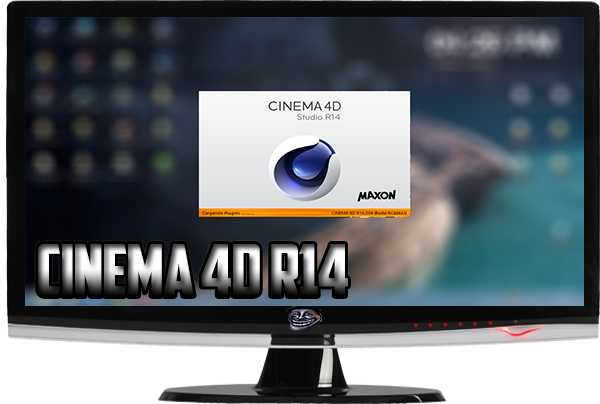cinema 4d r14 portable full espa ol. Black Bedroom Furniture Sets. Home Design Ideas