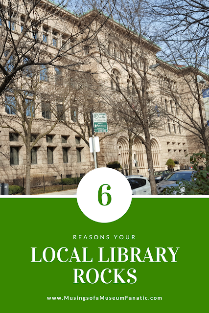 6 Reasons Why Your Local Library Rocks by Musings of a Museum Fanatic