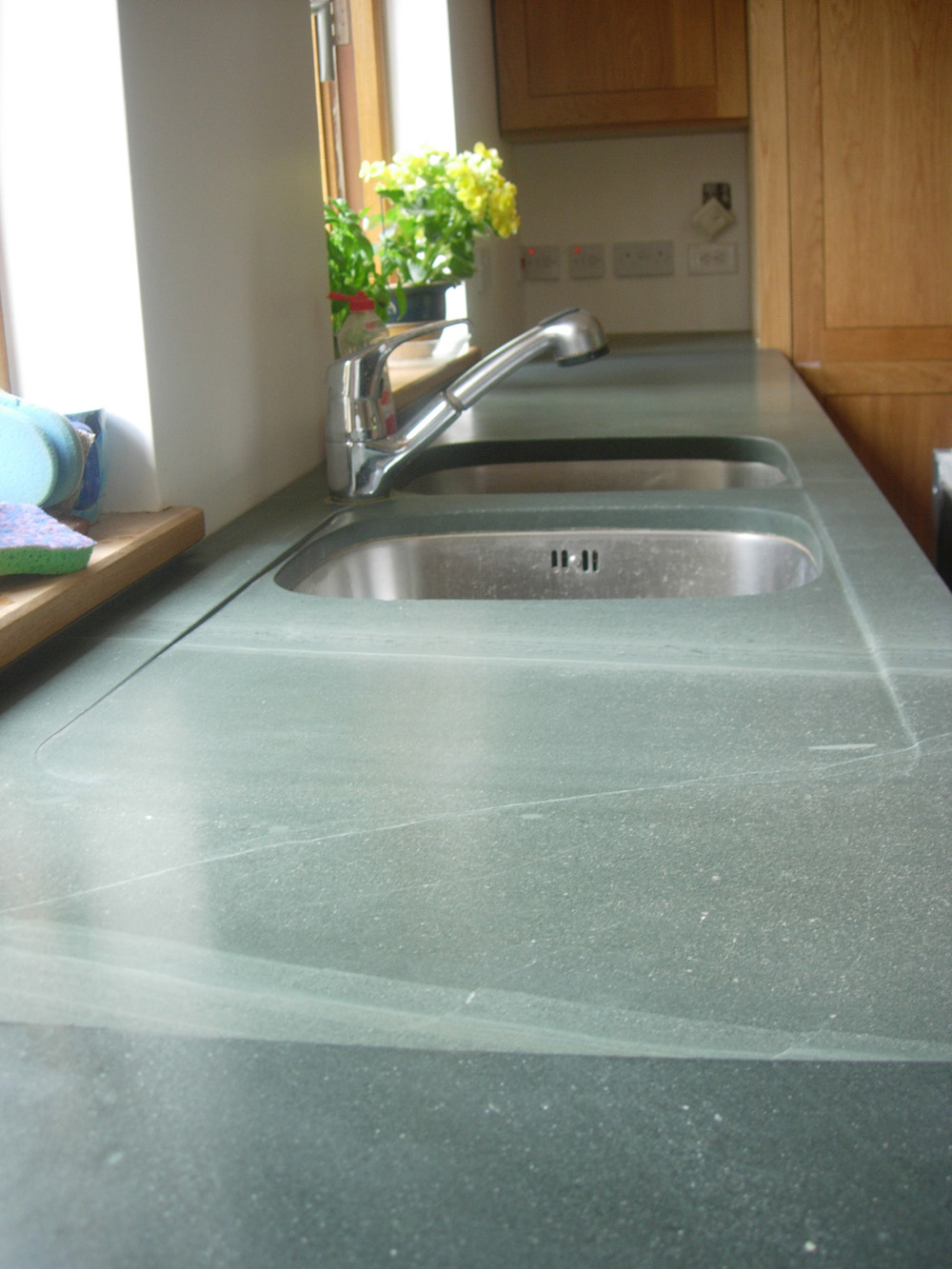 green kitchen worktop blenstone specialists kitchen worktops 1455