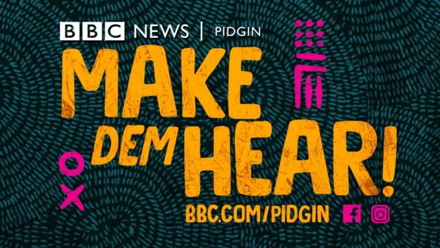 BBC starts Pidgin digital service for West Africa audiences