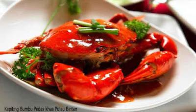Culinary Bintan Island