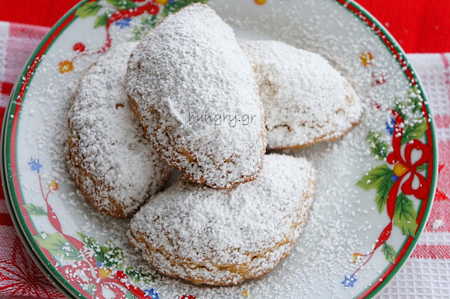 Turkish Delight and Walnuts Cookies