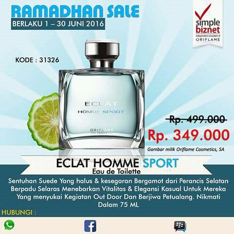 Oriflame Ramadhan Sale Juni 2016