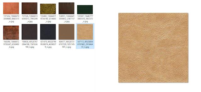 Texture material kulit geratis
