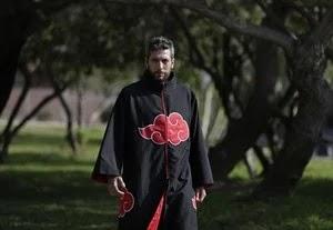 Politisi cosplay akatsuki
