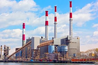 hopper heaters for power plants