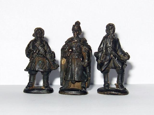 солдатики unica полтавская битва