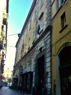 The Conservatorio di San Pietro a Majella