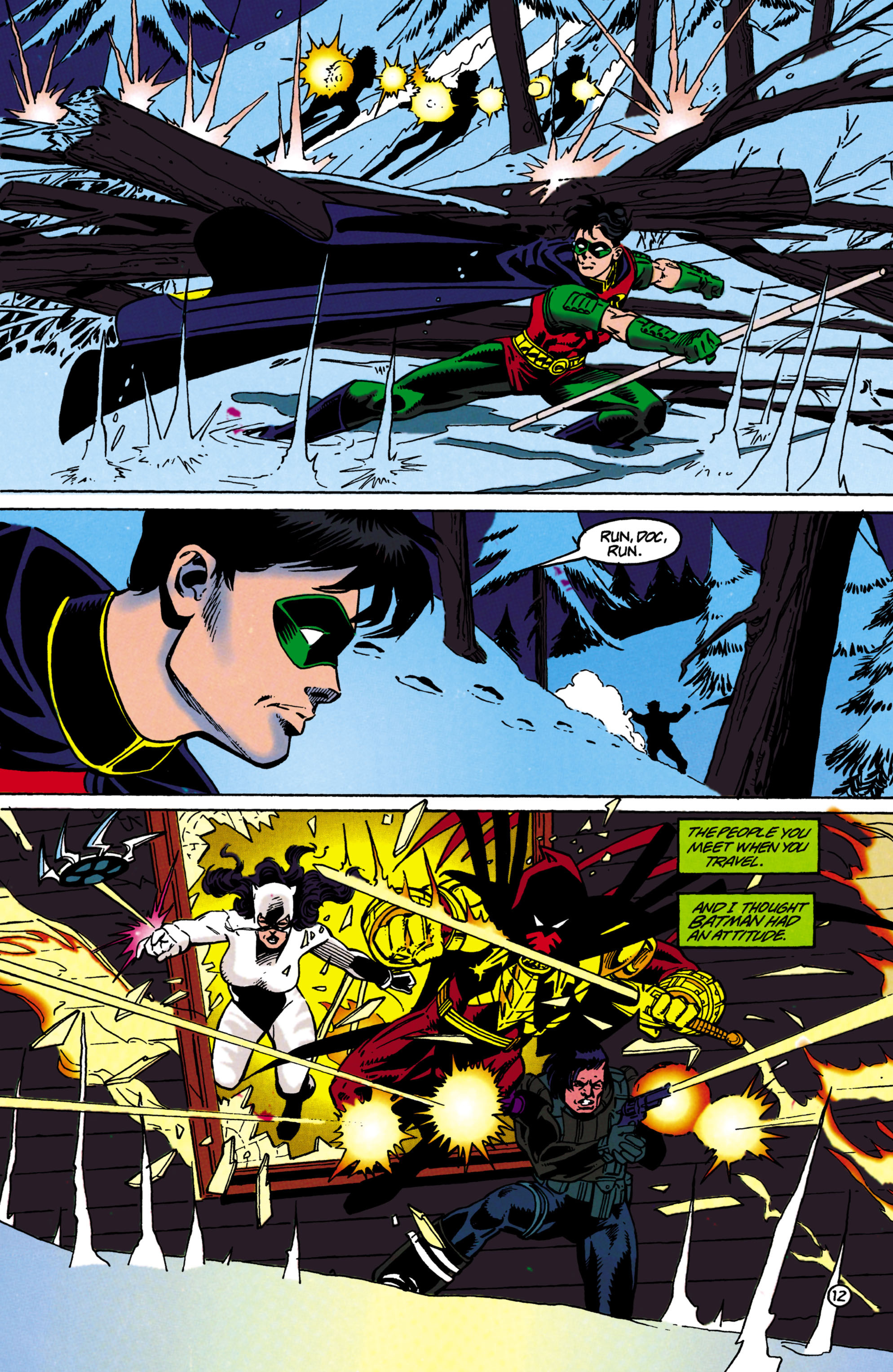 Catwoman (1993) Issue #31 #36 - English 12