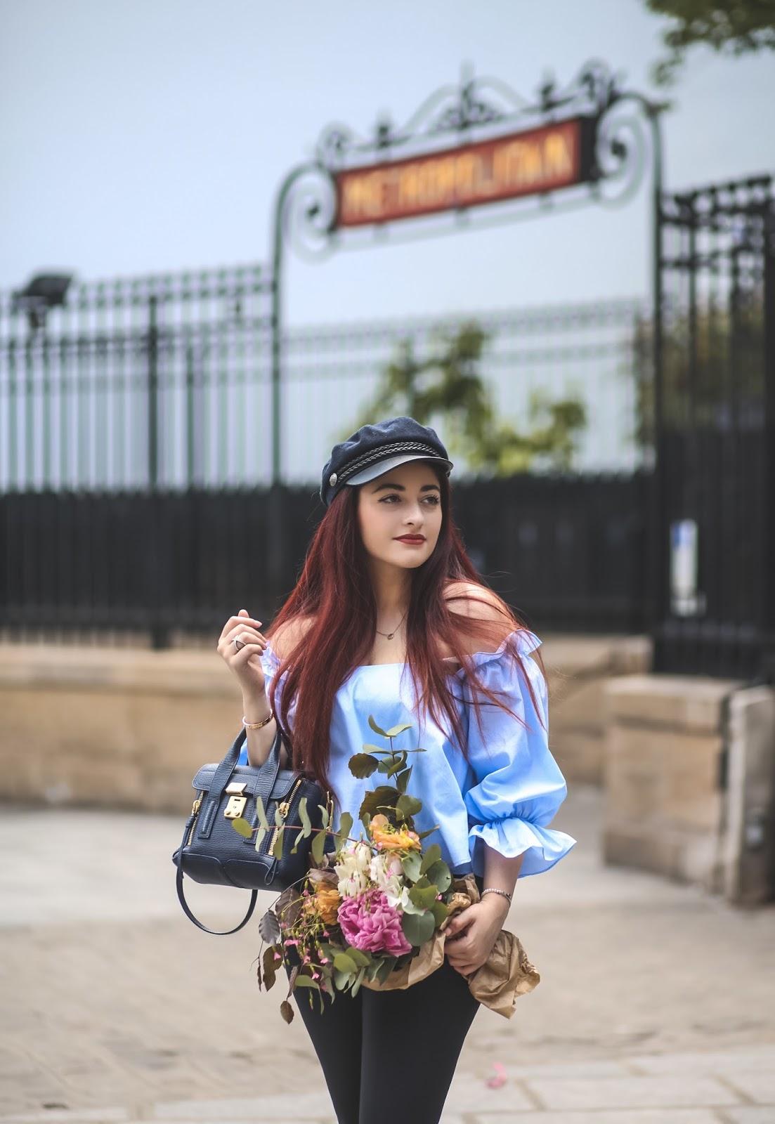 casquette de marin blog mode