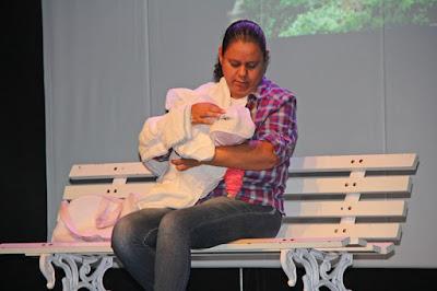 Programação especial incentiva o aleitamento materno em Registro-SP
