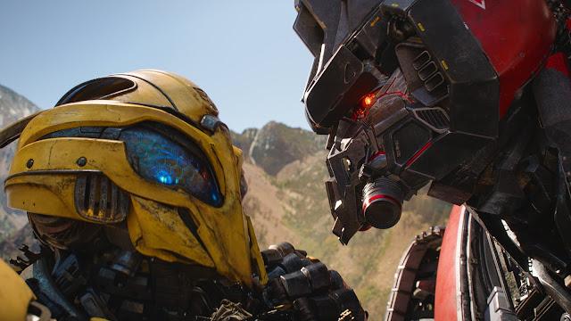 Hailee Steinfeld Travis Knight | Transformers: Bumblebee