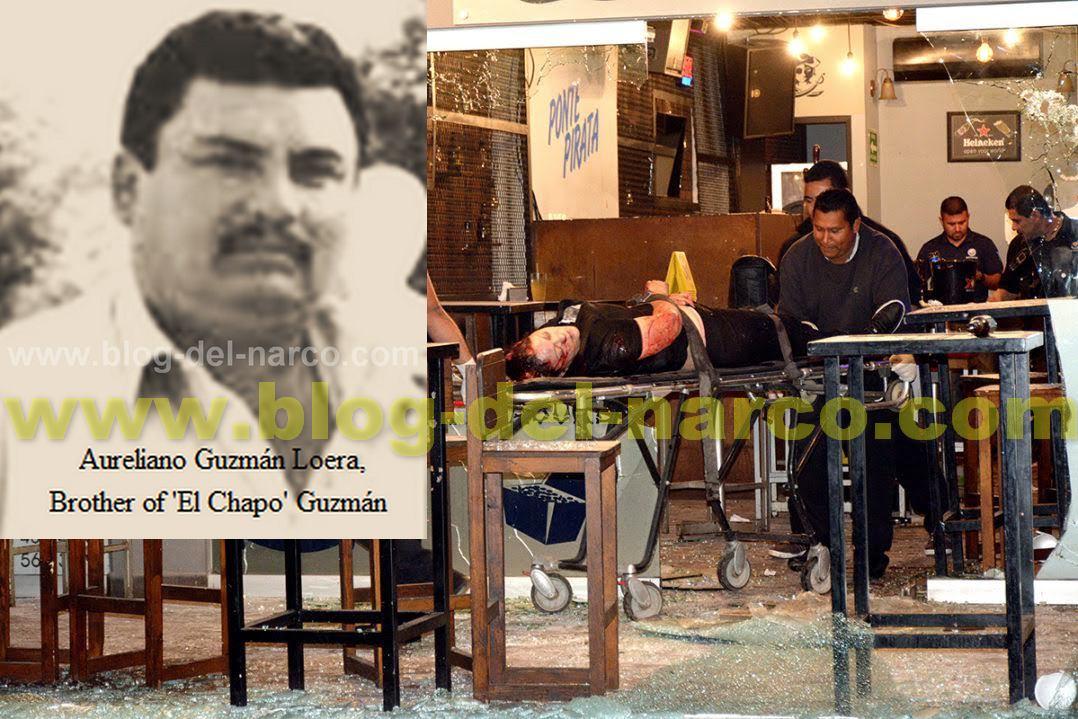 """""""El Pelón"""", hijo de """"El Guano Guzmán"""", autor de la masacre en el bar """"El Pirata"""""""