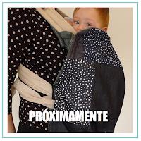 tutorial diy funda abrigo mochila bebé patrón gratis