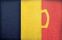 пивной флаг Бельгии