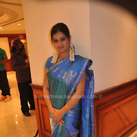 Sun tv anchor and actress monica cute