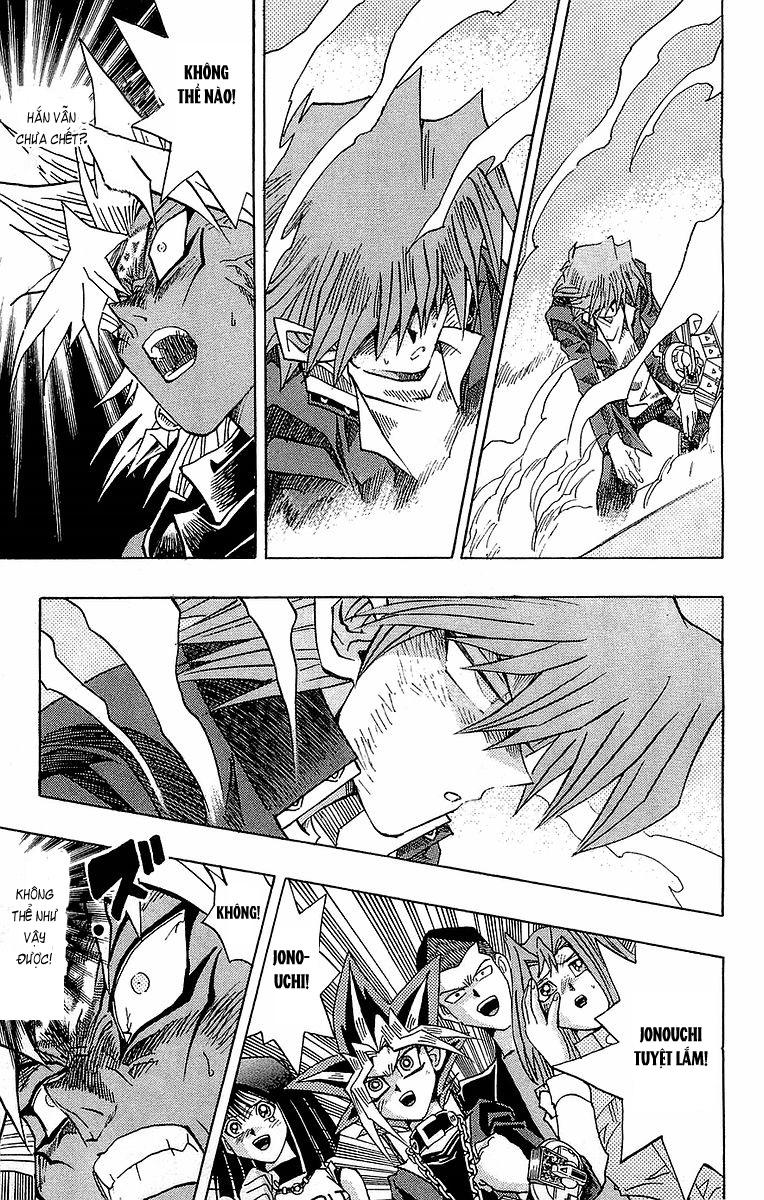 YUGI-OH! chap 249 - phượng hoàng bất tử trang 13